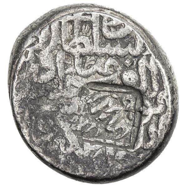 AQ QOYUNLU: Khalil, 1478, AR tanka (5.09g), Tabriz, ND. F