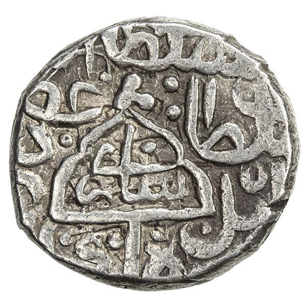 AQ QOYUNLU: Khalil, 1478, AR tanka (5.10g), Sari, ND. VF