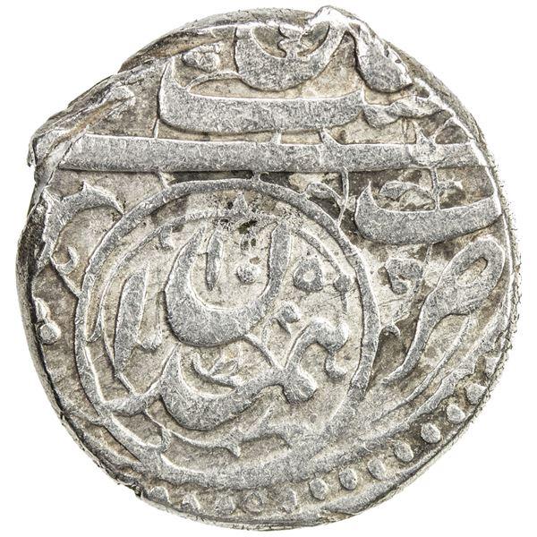 SAFAVID: Safi I, 1629-1642, AR abbasi (7.66g), Hamadan, AH1050. VF