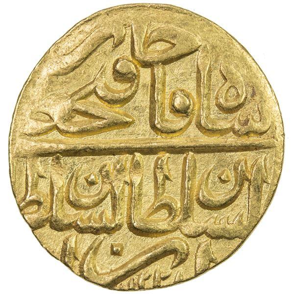 QAJAR: Fath 'Ali Shah, 1797-1834, AV toman (5.71g), Shiraz, AH1221//122x. AU