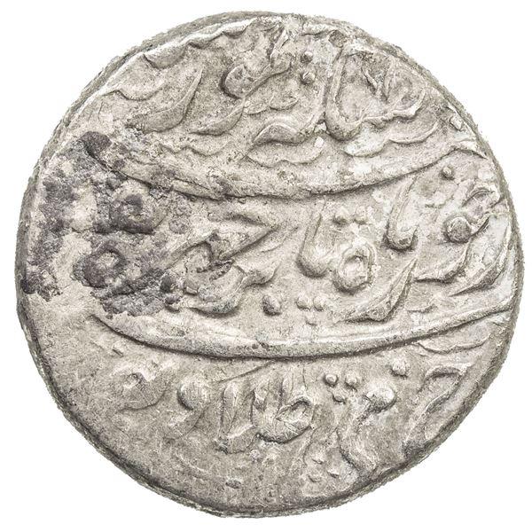 DURRANI: Taimur Shah, 1772-1793, AR rupee (11.08g), Balkh, AH1200. EF