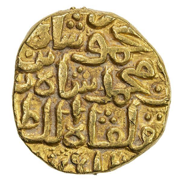 DELHI: Mahmud b. Muhammad, 1351, AV tanka (10.97g), AH752. EF