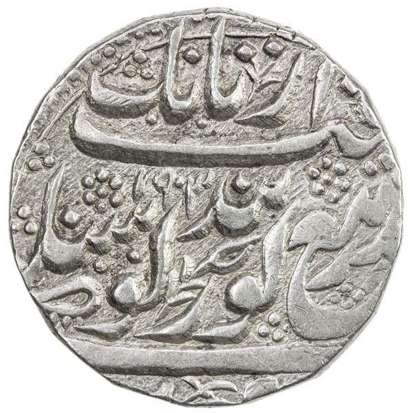SIKH EMPIRE: AR gobindshahi rupee (11.10g), Amritsar, VS1903. EF