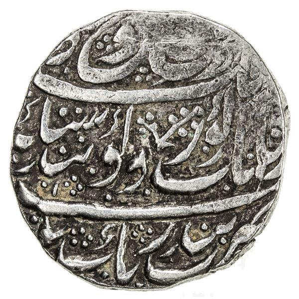 SIKH EMPIRE: AR rupee (10.94g), Kashmir, VS(18)79. VF