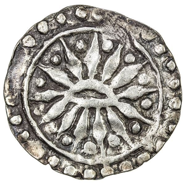 BEIKTHANO: ca. 9th/10th century, AR unit (8.05g). VF-EF