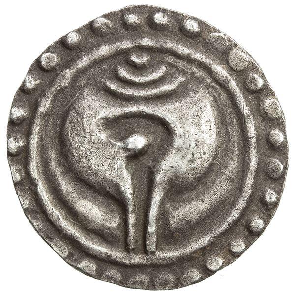 MYINGYAN: Anonymous, ca. 9th century, AR tanka (8.01g). VF-EF