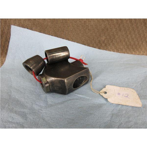 338 Caliber Muzzle Brake