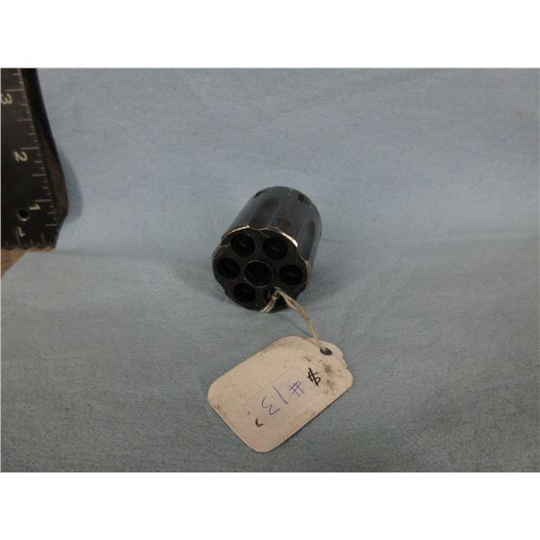 38 Caliber Revolver Cylinder