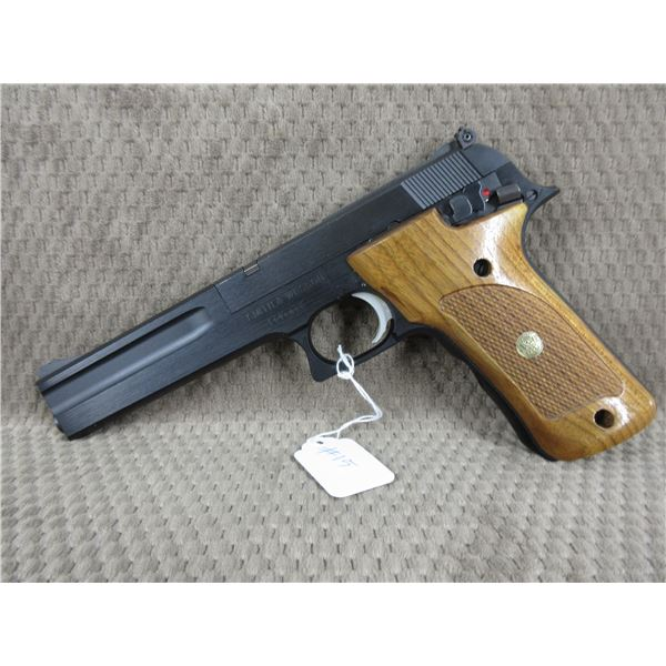 Restricted - Smith & Wesson Model 442 Target in 22 LR