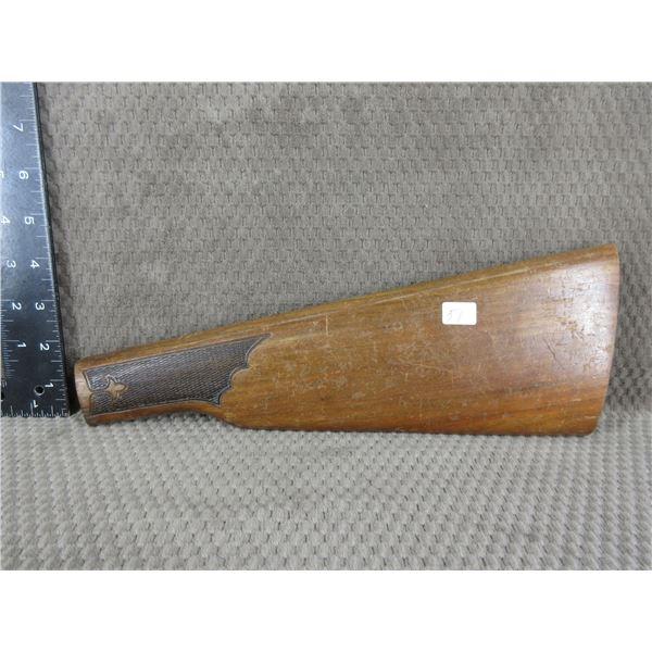 Ithaca Saddle Gun 22 Cal Lever Action Butt Stock