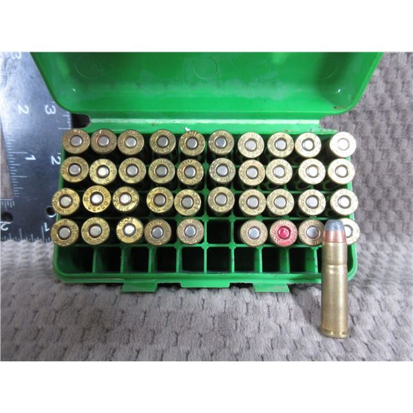 32-20 Win. Box of 40 Rounds - Reloads sold as componets