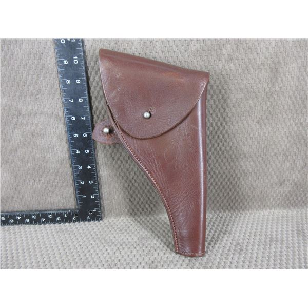 Leather RCMP Holster