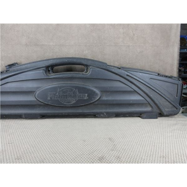 Flambeau Plastic Scoped Rifle Case - Approximately 50""