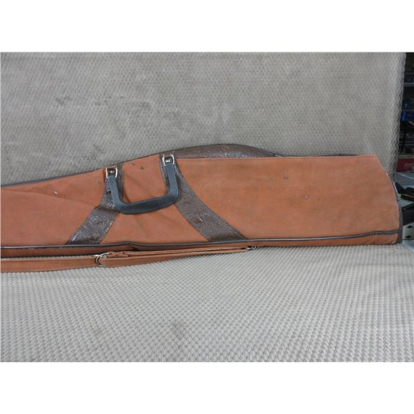 Scoped Rifle Gun Case - Approximately 46""
