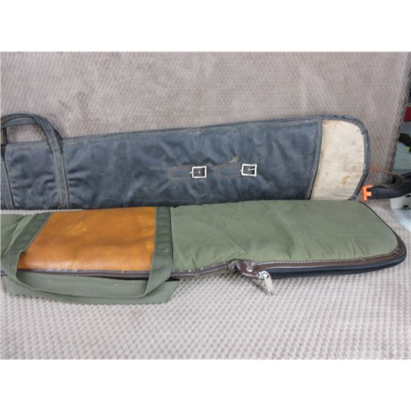 2 Gun Cases - Approximately 46""