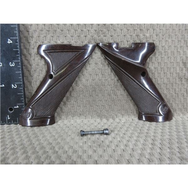 Hi-Standard Grips Unknown Model with Screw & Nut