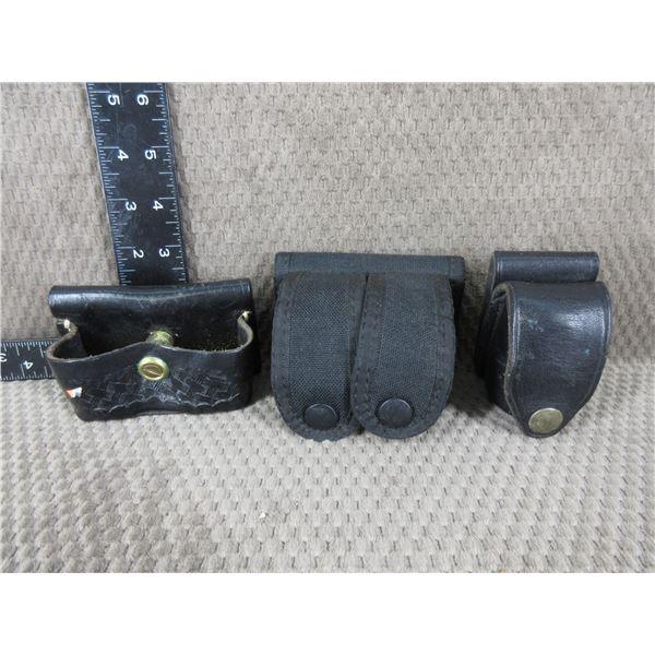 3 Speed Loader Holsters