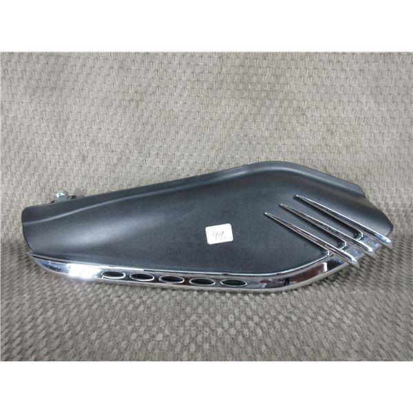 Harley Davidson Heat Shield # 58167-09 Right Side Only