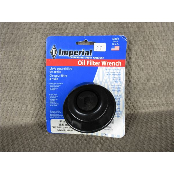 Motorcycle Oil Filter Wrench