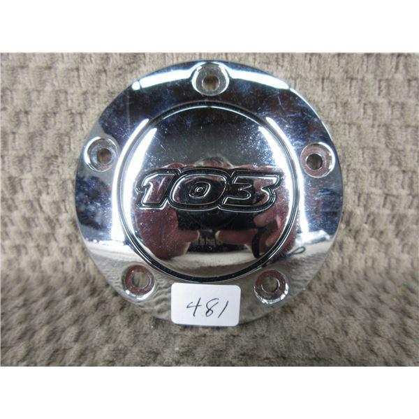 Harley Davidson 103 Timing Cover Chrome # 25700081