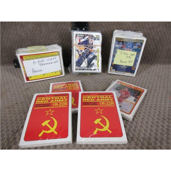 Hockey Cards Mixed Selection