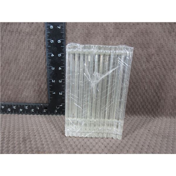 12 Screw Down Card Holders - All new but require screws