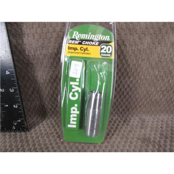 Remington 20 Gauge Improved Cylinder Choke