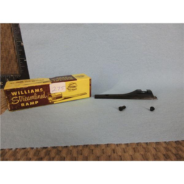 Williams Streamlined Sight Ramp 3/8 Screw On
