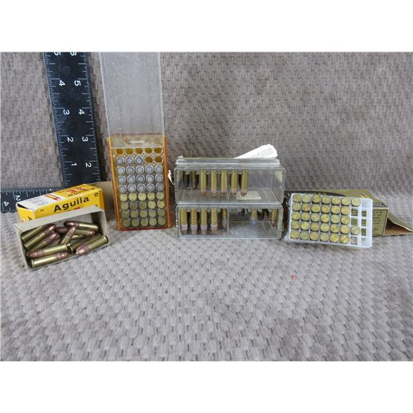 5 Part Boxes of 22 Ammo