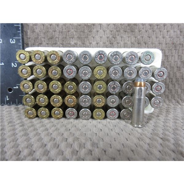 357 Magnum - Mixed Factory & Reloads sold as componets