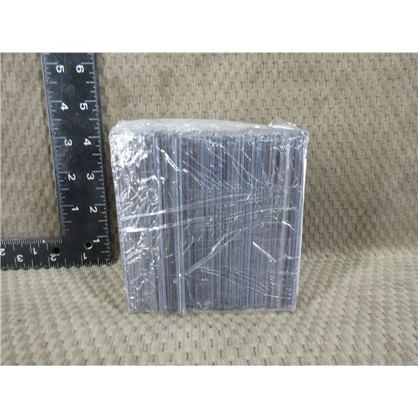 50 Top Load Card Holders 50+ Used but in Good Condition