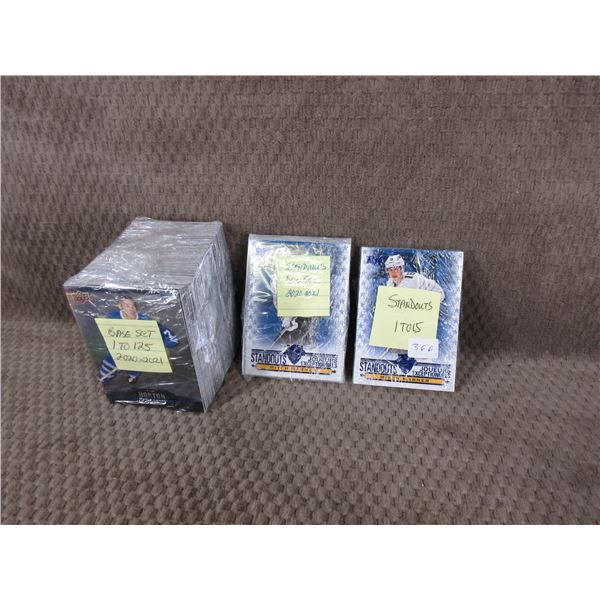 Tim Horton Hockey Cards - Approximately 145 Cards