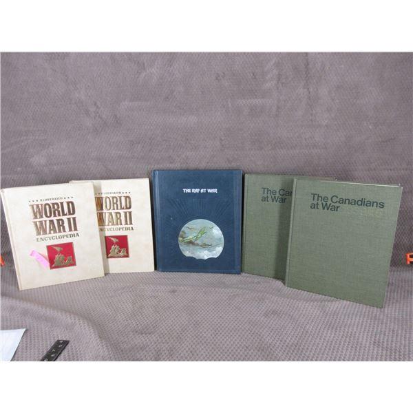 5 World War II Books