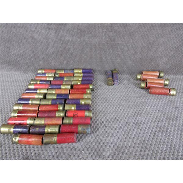 Bag of Misc. Shotgun Shells - 45 Total Shells