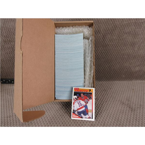 Box of O-Pee-Chee Premier 1991-1992 - 1 to 528