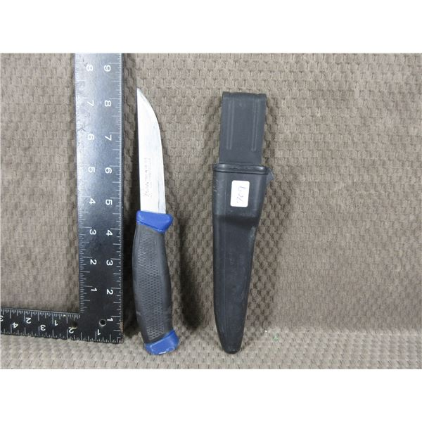 Frost Sweden Fixed Blade Knife with Sheath - Used