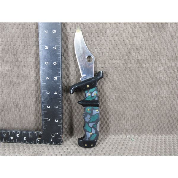Folding Knife - Used