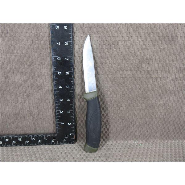 Morakniv Sweden Fixed Blade Knife with Sheath - Used