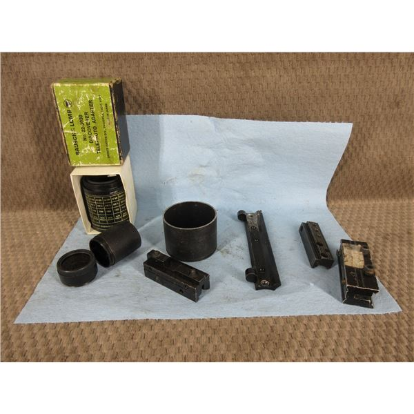 Lot of Misc, Scope Related Parts