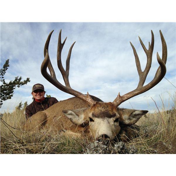 Statewide Deer Hunt - MDF Linn-Benton Black Tail Chapter of Linn Co