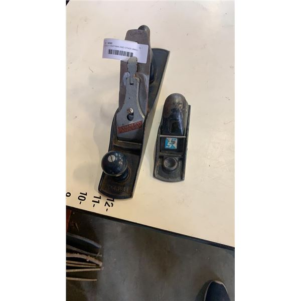 STANLEY HANDYMAN AND OTHER SMALL HAND PLANE