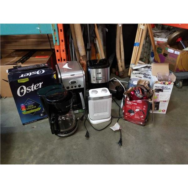 Lot of store returned appliances
