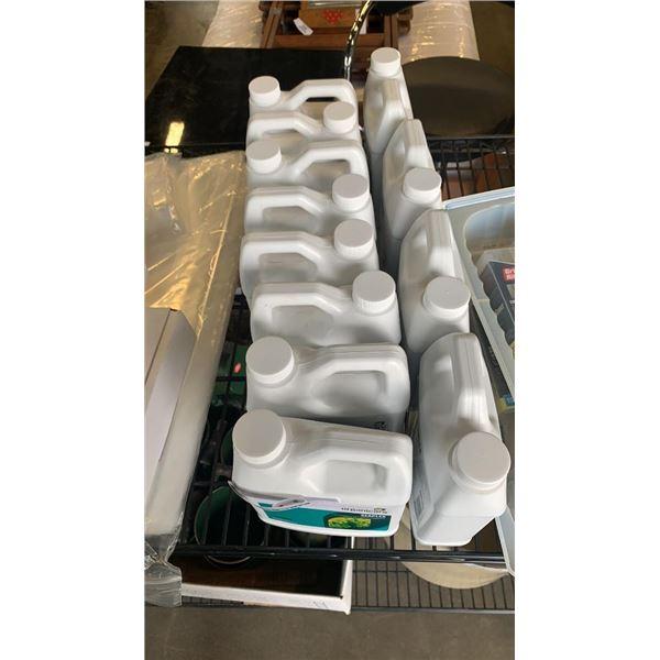 LOT OF SEAPLEX PLANT FOOD - 12 JUGS