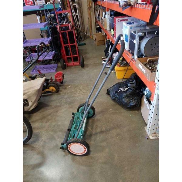 Scotts reel mower