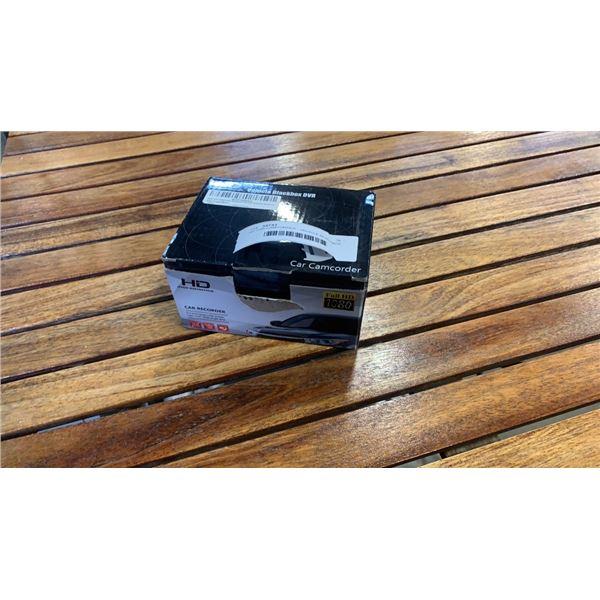 HD CAR CAMCORDER - VEHICLE BLACKBOX DVR