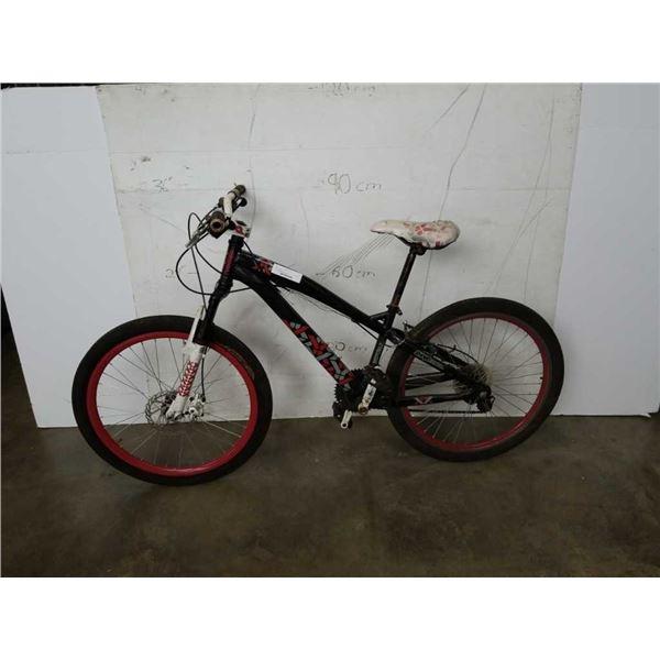 Black Kranked Republic bike