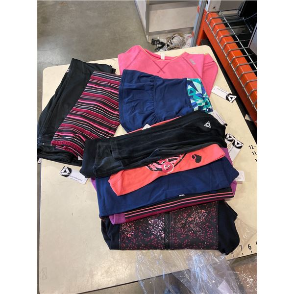 Lot of brand new kids size L(8-9) clothing