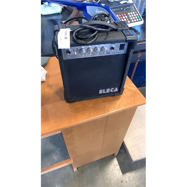 ELECA EG-10J(OD) ELECTRIC GUITAR AMP