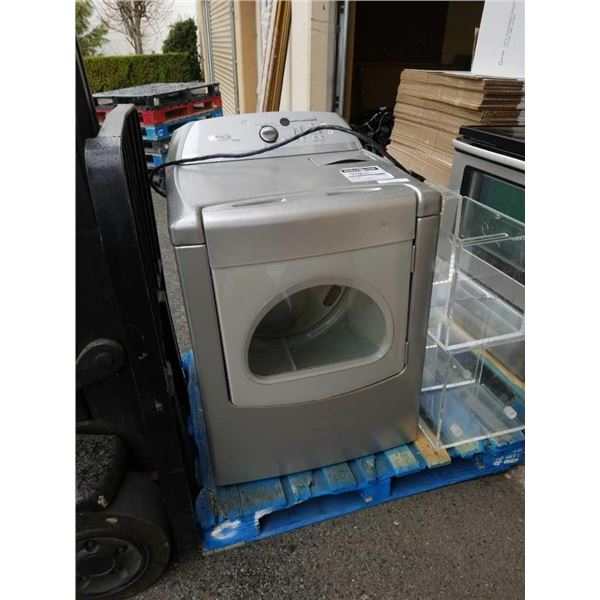 Whirlpool Cabrio Steam household dryer guaranteed working