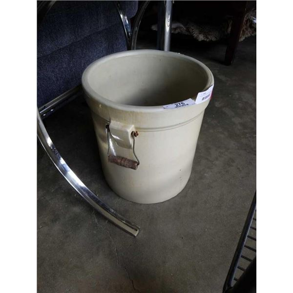 5 GALLON ALBERTA POTTERIES POT
